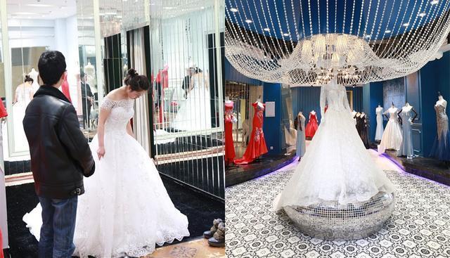 免费带你去苏州买婚纱 价格便宜到不敢想象
