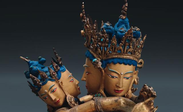年度大展:祥云托起珠穆朗玛·来自雪域高原的艺术瑰宝