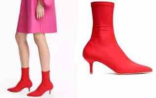 猫跟靴不仅是一双时髦的靴 更是一双百搭的靴