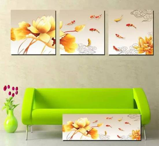 家居风水大揭秘 你家的客厅装饰品摆对了吗?