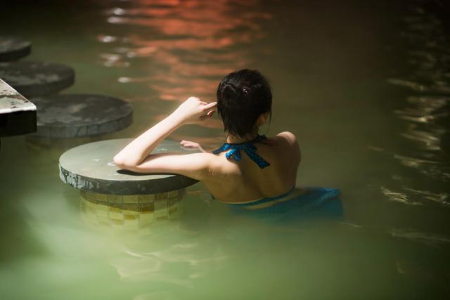属于冬天的温暖 横店梦泉谷温泉度假区即将开放