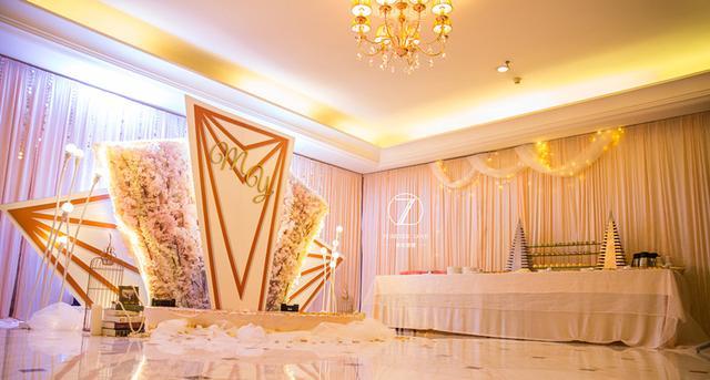 超唯美实景婚礼搭建曝光 价格低到不可思议