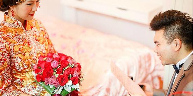梦到自己结婚_晚上睡觉梦到自己结婚,可结婚啥都没有?周公解梦?