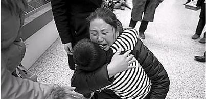 杭州一对夫妻火车站弄丢六岁儿子 惊出一身冷汗