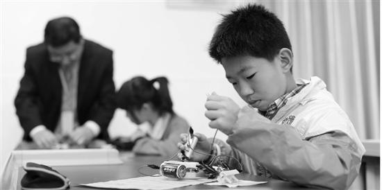 民办中学选人?杭州启正高调初中模拟小升飞鸿南初中城十年图片