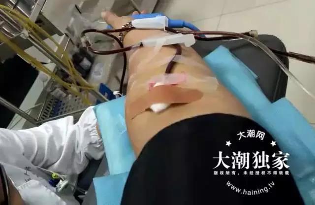 嘉兴一对夫妻隔半个多月就献血一次 已坚持十年