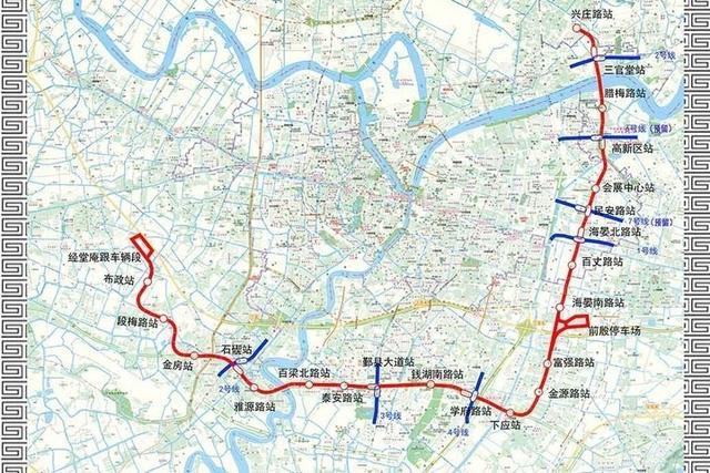 宁波轨道交通5号线一期年内开工 共22个车站图片