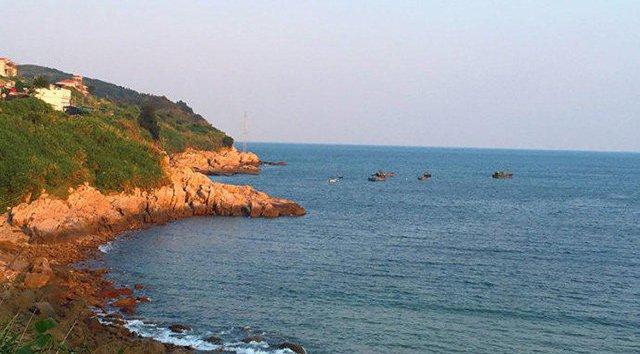 浙8处绝美海滩 承包你的碧海蓝天