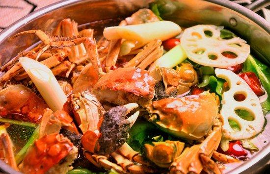 品蟹小技巧:红薯南瓜蜂蜜不可与螃蟹同食