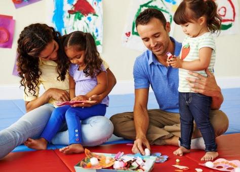 父母怎样做才是成功的早教