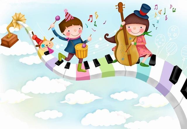 音乐王国奇幻之旅 让孩子发现声音的秘密