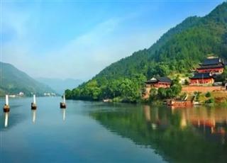 云和:菲律宾申博太阳岛登入,帆影渔歌、湖光山色