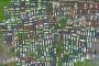 僵尸车停车场停放429辆,其中170辆已连续3年未年检