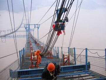 金塘、西堠门大桥通过验收 舟山跨海大桥成绩漂亮