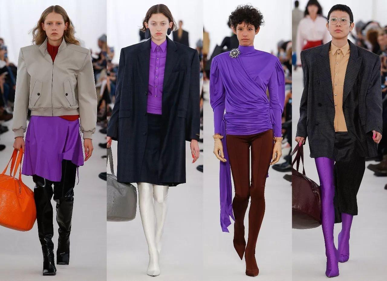 最不容易穿好看的紫色 被选为 2018 年度色彩