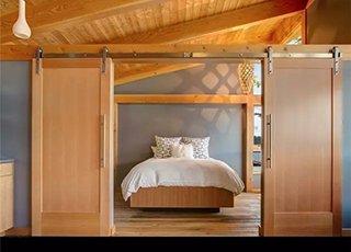 卧室的隔断怎么做才好看?
