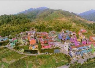 浙座低调小城 有最美自驾路和彩色村