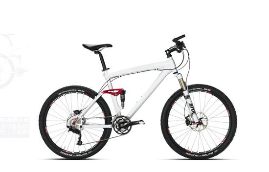 bmw越野山地自行车