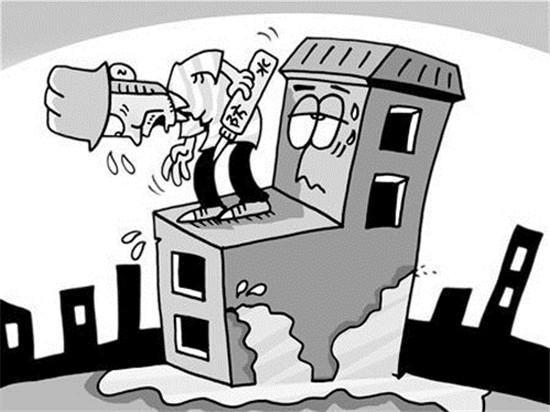防水维修:哪里漏了堵哪里有用吗?