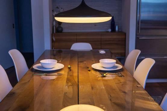 飞利浦推出智能餐厅吊灯 售价229.99美元
