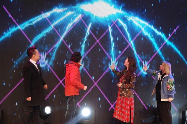 杭州首家新零售·共享直播间落地杭州湖滨银泰
