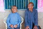百岁夫妻橡树婚