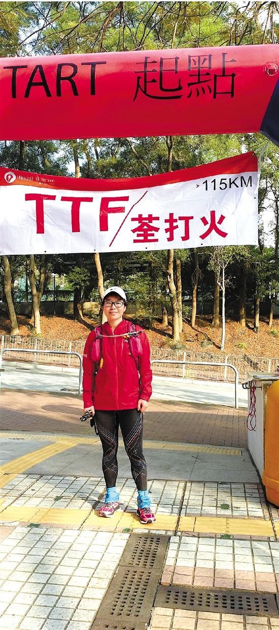三名女生27通宵小时跑完115公里小便第金华在获得姑娘路边