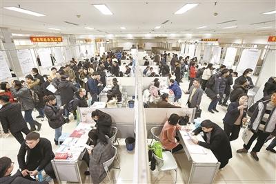 1人对应1.8个岗位 在杭就业还有各项丰富福利