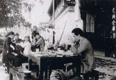 【浙江趣事】杭州老往事上的单词和名人的高中饭桌拼写的图片