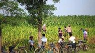 揭秘朝鲜农民的平凡生活