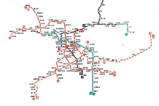 杭州地铁1号线火车东站站6月30日试运营