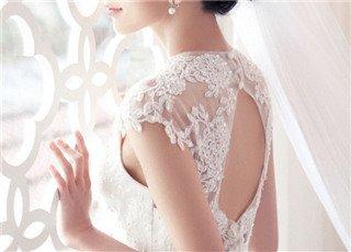同样的价格 新婚为何要穿二手婚纱?