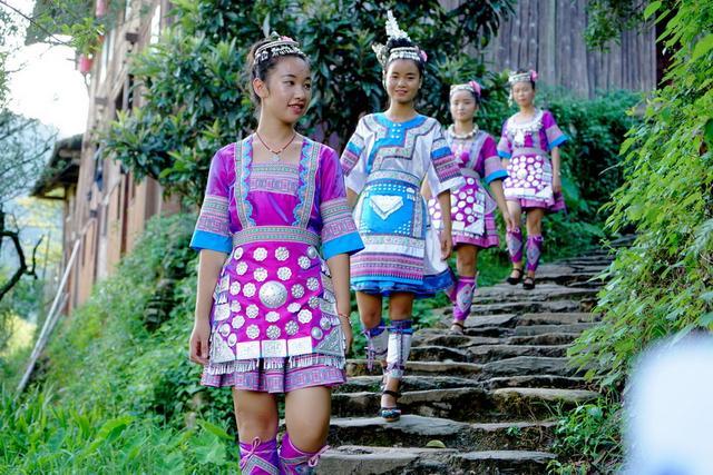 芋头古侗寨和她的人们