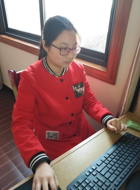 柯桥职教中心刘保慧 :没有最好只有更好