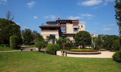 传世观止 墅已成家 保利未来城市 观止 盛大交房