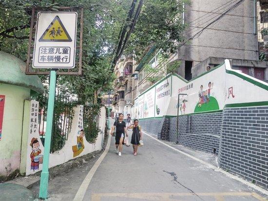 新华桥社区专项整治顽疾