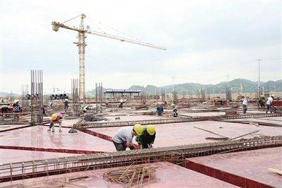 """贵州黔北现代物流新城着力打造四大""""名片"""""""