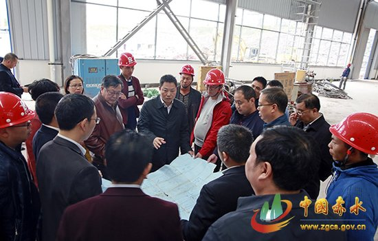 赤水建5000亩家具产业园