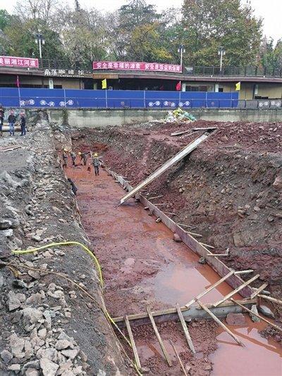 遵义湘江河拦河坝改建工程明年3月完工