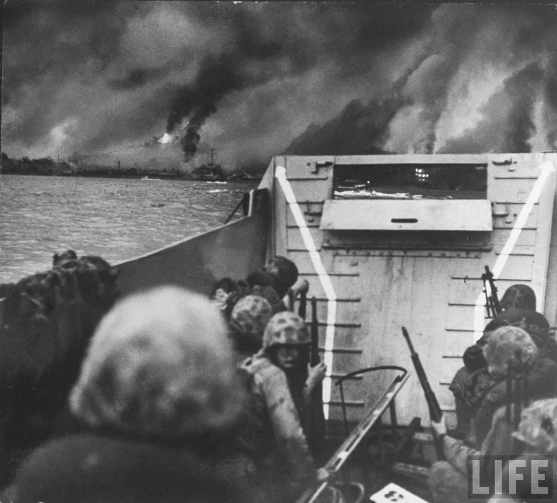 仁川登陆_1950年年9月美军仁川登陆