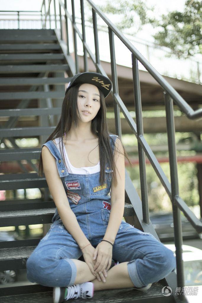 泰州姜中高二丫头图_曾在《武媚娘传奇》中饰演范冰冰贴身丫鬟颂娘的姜图片