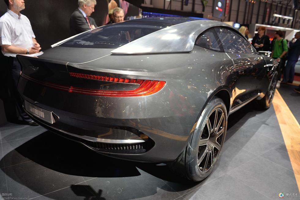 該車將代表馬丁未來汽車的發展方向.而基于DBX打造的首款SUV毫高清圖片