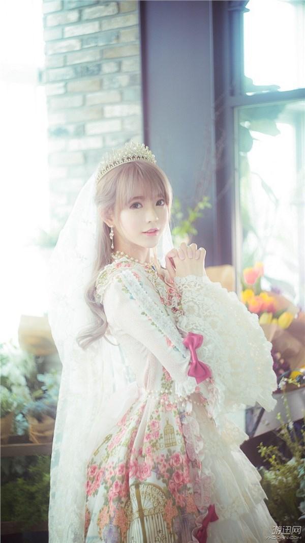 韓國第一美少女yurisa顏值爆表圖片