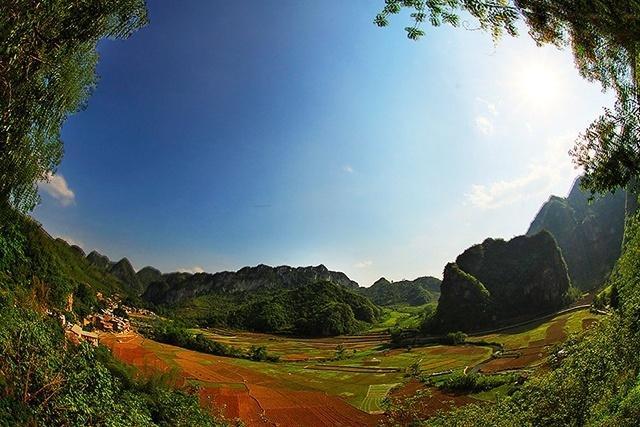 組圖:云南叢林深處有一個真實的世外桃源