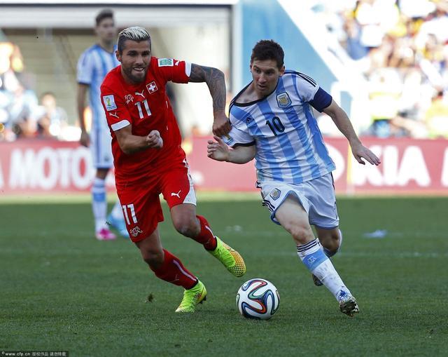 2014世界杯精彩进球_阿根廷加时绝杀瑞士 全场进球精彩瞬间(组图)_世界杯_腾讯网