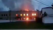 河南开封一公司厂房发生爆炸