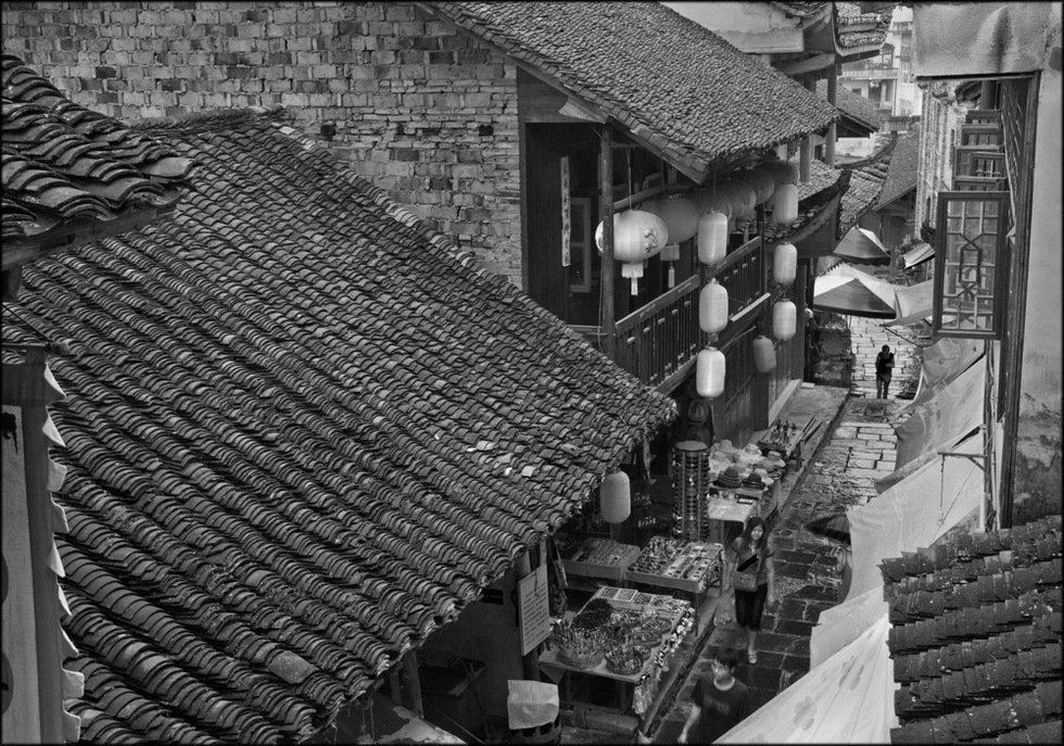 千年古镇(组1)-郑建华