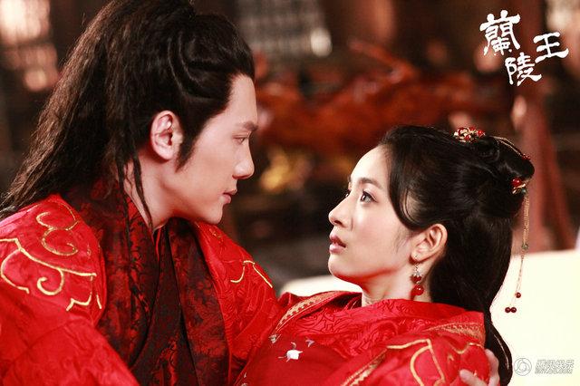 兰陵王中的所有歌曲_《兰陵王》公布片尾曲 现冯绍峰林依晨虐恋情节