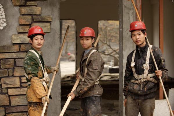 中國新生代農民工的9大變化圖片