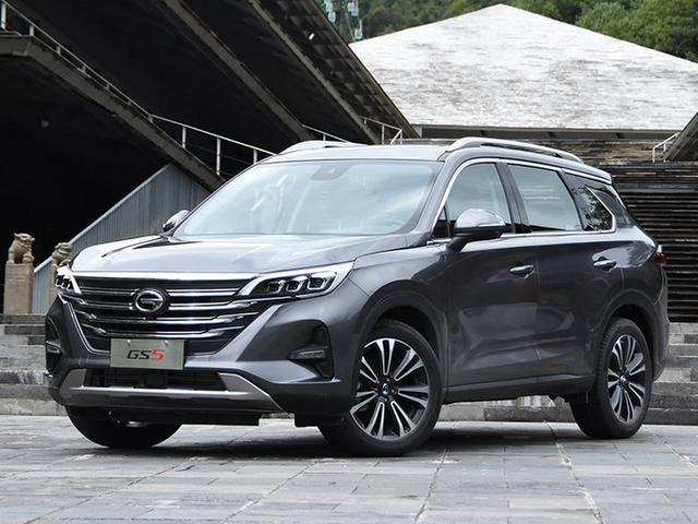 广汽传祺5月份销量增长4.1% GS5月均超4000辆